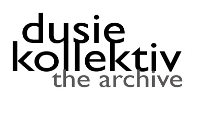 : an archive in process :